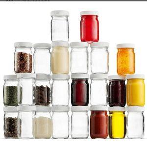 0.13 qt canning jar ( set of 24)